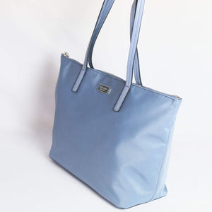 Kate Spade Hayden Top Zip Tote  WKRU6537 In Blueberry Cobler
