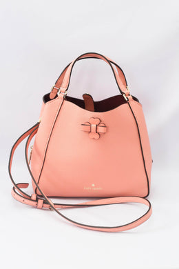 Kate Spade Talia Small Triple Compartment Satchel WKRU6342 In Peachy Rose