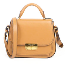 Load image into Gallery viewer, Marc Jacobs Mini Rider M0016101 Top Handle Crossbody Bag In Brown Butter