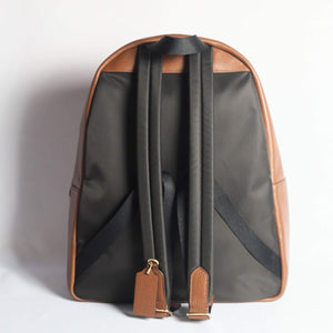 Coach Charlie Backpack F29004 In Saddle 2