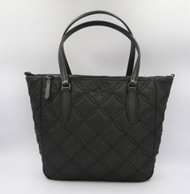Load image into Gallery viewer, Kate Spade Medium Jae WKRU7031 Quilted Satchel In Black