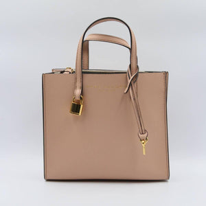 Marc Jacobs Mini The Grind M0015685 Tote Bag In Ballet