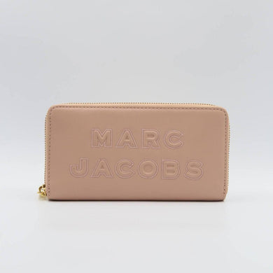 Marc Jacobs Large Continental M0015683 Wallet In Ballet