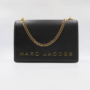 Marc Jacobs Double Take M0015681 Shoulder Bag In Black