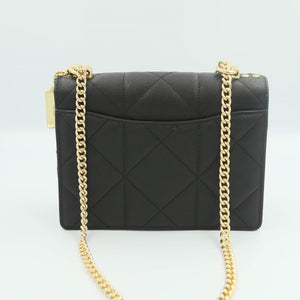 Coach Klare Crossbody Bag With Quilted Leather 91173 In Black