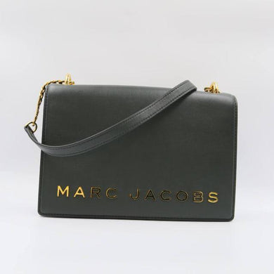 Marc Jacobs Double Take M0015681 Shoulder Bag In Kombu Green