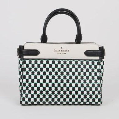 Kate Spade Medium Staci WKR00187 Satchel Bag In Spot Multi