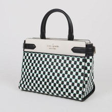 Load image into Gallery viewer, Kate Spade Medium Staci WKR00187 Satchel Bag In Spot Multi