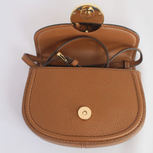 Load image into Gallery viewer, Michael Kors Small Fulton Belt and Crossbody Bag 35F9GFTN1L In Luggage