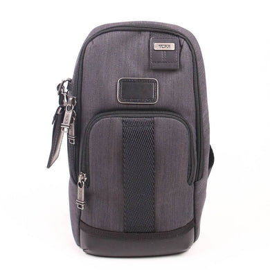 Tumi Fife Slim 131510 Sling Bag In Black
