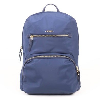 Tumi Cora 120816 Backpack In Navy
