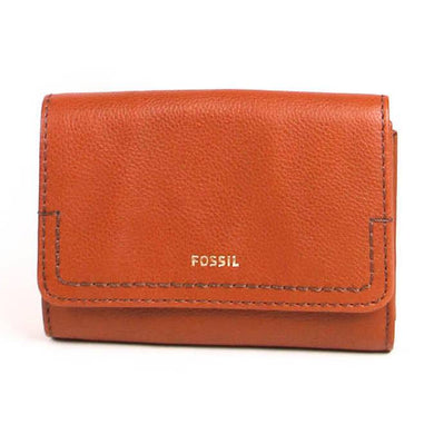Fossil Eloise SWL2399210 Multifunction Wallet In Medium Brown