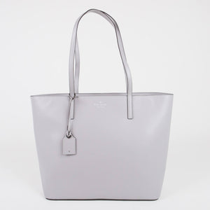 Kate Spade Medium Janie WKRU6263 Tote Bag In Nimbusgrey