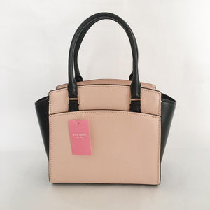 Kate Spade Jeanne Small Satchel WKRU6045 (Warm Vellum Black)