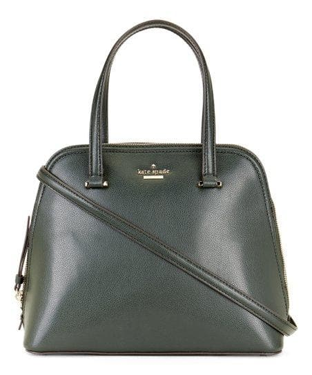 Kate Spade Medium Dome Satchel Patterson Drive WKRU5897 (Spruce)