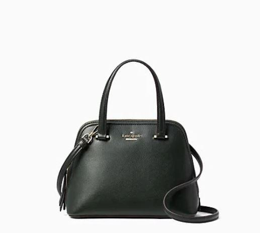 Kate Spade Small Dome Patterson Drive Crossbody Satchel WKRU6058 (Spruce)