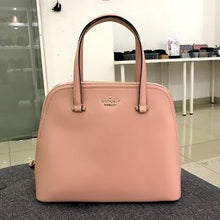 Load image into Gallery viewer, Kate Spade Patterson Drive In Rosycheeks WKRU5897 Medium Dome Satchel Bag