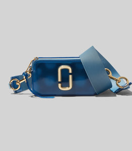 Marc Jacobs The Jelly Snapshot Crossbody Bag M0014834 In Blue