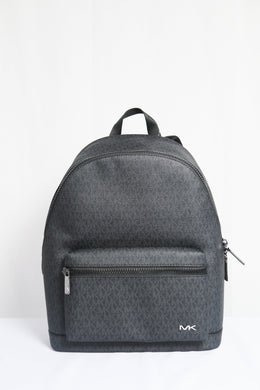 Michael Kors Large Cooper 37U9LCRB3B Backpack In Black