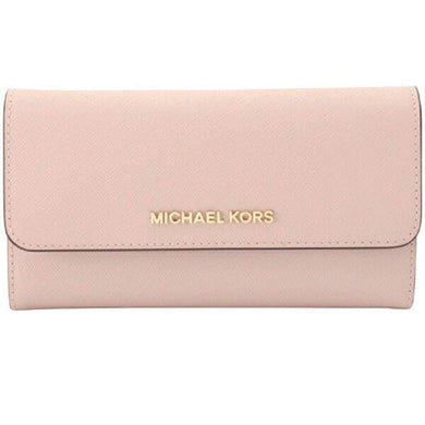 Michael Kors Large Trifold 35S8GTVF7L Jet Set Travel In Blossom