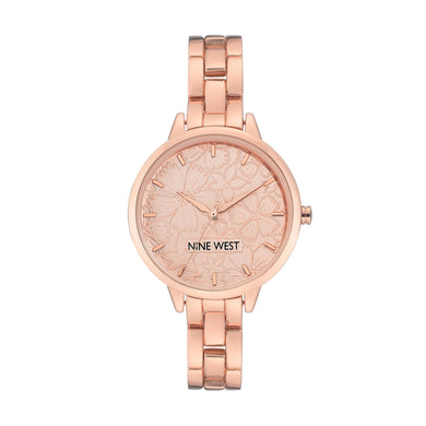 Nine West Bracelet WATCH NW-2226RGRG