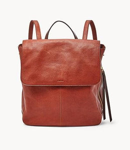 Fossil Claire SHB1932213  Backpack In Brandy