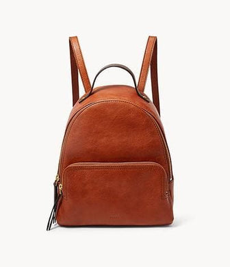 Fossil Felicity SHB2107213 Backpack In Brandy