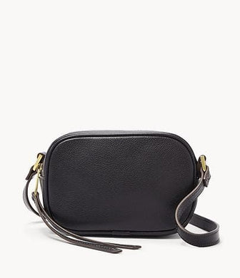 Fossil Maisie Small Camera Bag In Black