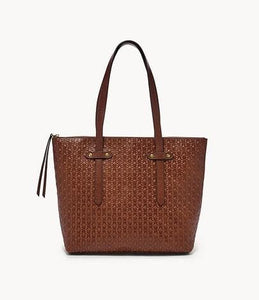 Fossil Felicity SHB2676249 Tote Bag In Multi Brown