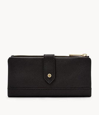 Fossil Lainie Clutch In Black