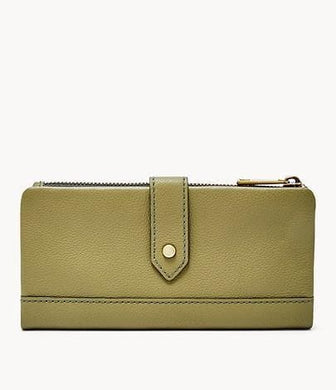 Fossil Lainie Clutch SWL2060345 In Olive