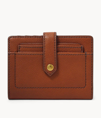 Fossil Myra Multifunction SWL2380 Wallet In Medium Brown