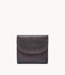 Fossil Women's Cleo Multifunction Wallet In Black