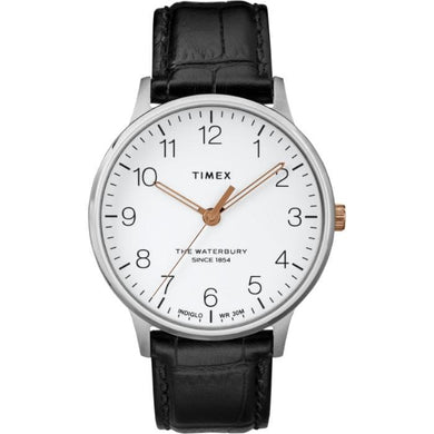 (PRE ORDER) TIMEX Classic Leather Strap Watch TW2R71300