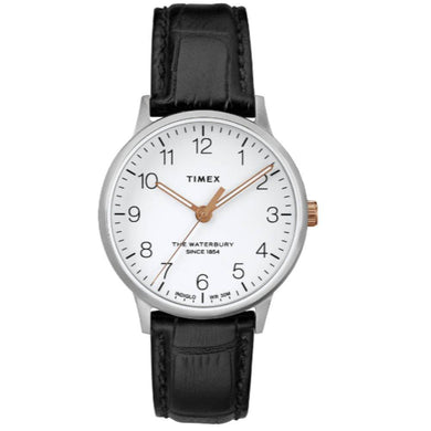 (PREORDER) TIMEX WATERBURY CLASSIC Leather Strap WATCH TW2R72400