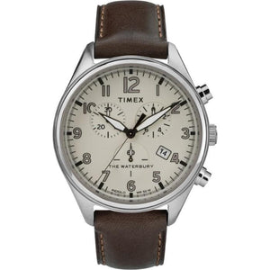 (PREORDER) TIMEX WATERBURY TRADITIONAL CHRONOGRAPH WATCH TW2R88200