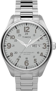 (PREORDER) TIMEX Waterbury Traditional Stainless Steel WATCH TW2T70800