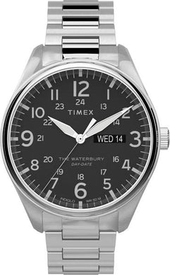 (PREORDER) TIMEX Waterbury Traditional Stainless Steel WATCH TW2T71100