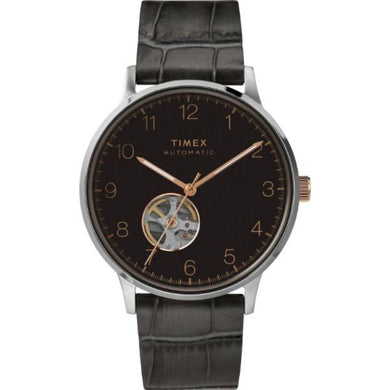 (PREORDER) TIMEX Waterbury Automatic WATCH TW2U11600