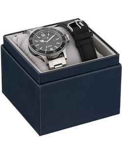 (PRE-ORDER) Timex Men's Harborside TWG019700 Box Set Watch