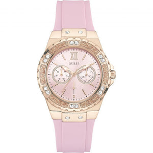 Guess Limelight Watch W1053L3 In Rose Gold