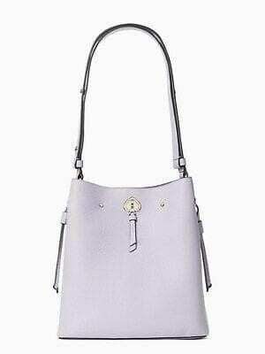 Kate Spade Marti Large Bucket Bag WKRU6827 in Frozenlila
