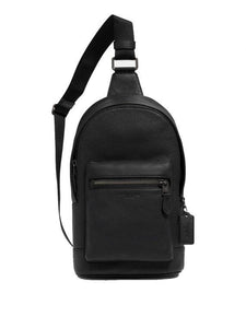 Coach West Pack 2540 Crossbody Bag In Black