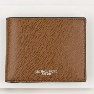 Michael Kors Harrison 3 In 1 Billfold Wallet 36U9LHRF6L In Luggage
