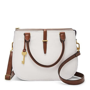 FOSSIL HANDBAG RYDER SATCHEL ZB7711994 NEUTRAL MULTI
