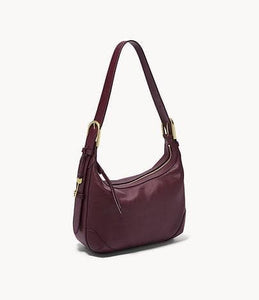 Fossil Hannah Hobo Shoulder In Fig