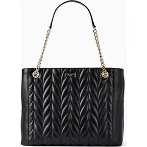 Kate Spade Willis Briar Lane Quilted WKRU5763 In Black