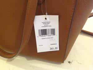 Kate Spade Medium Satchel Tote (Warm Gingerbread)