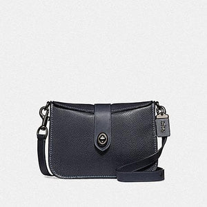 Coach Page 27 F29220 (Midnight Navy/Black Copper)