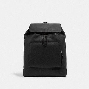 Coach Turner C1280 Backpack In Black